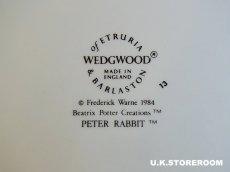 画像6: CH013 Peter Rabbit ピーターラビット クリスマスプレート 1984年 (6)