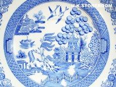 画像10: SPO082 Spode スポード  ブルールームコレクション -ウィロー- ティーカップ&ソーサー (10)