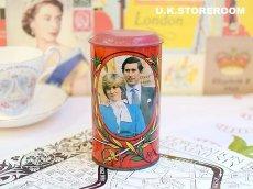 画像1: CO027 Royal Wedding  ロイヤルウェディング チャールズ&ダイアナ 郵便ポスト貯金箱 (1)