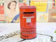 画像2: CO027 Royal Wedding  ロイヤルウェディング チャールズ&ダイアナ 郵便ポスト貯金箱 (2)