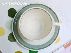 画像4: SC073 Susie Cooper  スージークーパー ガーデニア コーヒーカップ&ソーサーA (4)