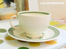 画像3: SC073 Susie Cooper  スージークーパー ガーデニア コーヒーカップ&ソーサーA (3)
