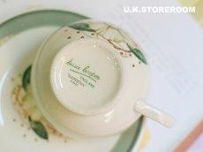 画像8: SC073 Susie Cooper  スージークーパー ガーデニア コーヒーカップ&ソーサーA (8)