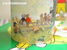画像5: CH082 Wedgwood ウェッジウッド  ルパートベア ラージマグカップ (5)