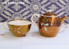 画像6: SC087 Gray's Pottery グレイズポタリー 1人用ブレックファーストセット (6)