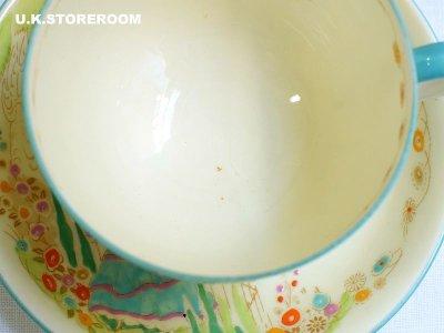 画像1: OB168 Grosvenor China グローブナーチャイナ 貴婦人  ティートリオ
