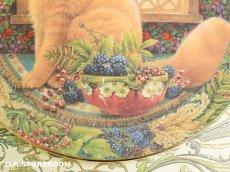 画像4: CH137 Royal Doulton Lesley Anne Ivory  レズリー・アン・アイボリー Cats in the window オータム ピクチャープレート  (4)