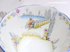 画像10: RA108 Royal Albert  ロイヤルアルバート ローズデール ティーカップ&ソーサー (10)