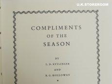 画像7: CO056 The King Penguin Books  キングペンギンブックス  『Compliments Of The Season』 (7)