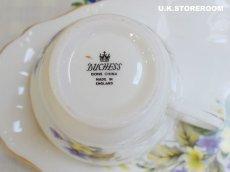 画像6: MB060 Duchess ダッチェス  バイオレット& プリムローズ TVセット (6)