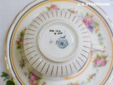 画像12: OB226 Royal Doulton   ロイヤルドルトン ティートリオ (12)