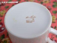 画像9: SC195 Susie Cooper  スージークーパー メロディ コーヒーカップ&ソーサー  (9)