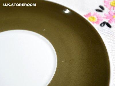 画像1: SC199 Susie Cooper スージークーパー スポンジングパターン コーヒーカップ&ソーサー