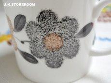 画像8: SC199 Susie Cooper スージークーパー スポンジングパターン コーヒーカップ&ソーサー  (8)
