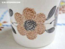 画像7: SC199 Susie Cooper スージークーパー スポンジングパターン コーヒーカップ&ソーサー  (7)