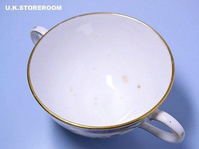 画像2: OB256 Tuscan China  タスカンチャイナ ふた付きスープカップ&ソーサー