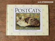 画像2: CH155 Lesley Anne Ivory  レズリー・アン・アイボリー Post Cats  (2)