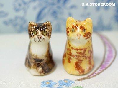 画像3: CH158 Winstanley Cat ウィンスタンレイ・キャット ブラウンタビー