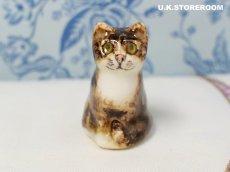 画像2: CH158 Winstanley Cat ウィンスタンレイ・キャット ブラウンタビー (2)