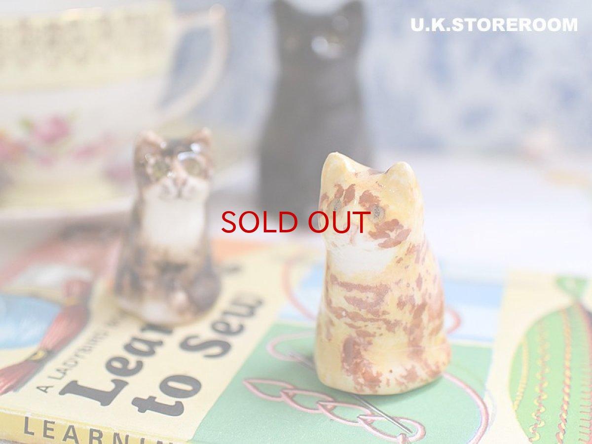 画像1: CH157 Winstanley Cat ウィンスタンレイ・キャット レッドタビー (1)