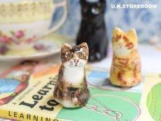 画像1: CH158 Winstanley Cat ウィンスタンレイ・キャット ブラウンタビー (1)