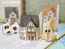 画像1: CH160 Philip Laureston  フィリップ・ローレストン ミニチュアハウス -Tool House- C (1)