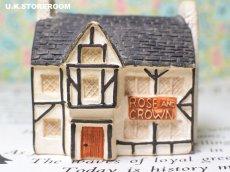 画像5: CH163 Philip Laureston  フィリップ・ローレストン ミニチュアハウス -Rose and Crown- (5)