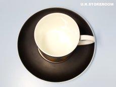 画像6: SC231 Susie Cooper  スージークーパー ディアブロ コーヒーカップ&ソーサー  (6)