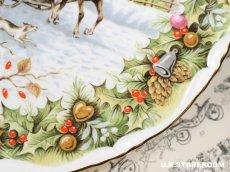 画像7: RA169Royal Albert  ロイヤルアルバート  クリスマスプレート-Christmas Sleighride- (7)