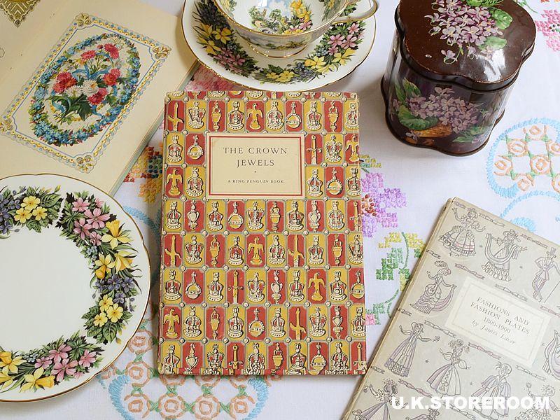 画像1: CO058 The King Penguin Books  キングペンギンブックス  『The Crown Jewels』 (1)